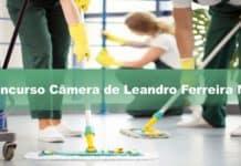 Concurso Câmera de Leandro Ferreira MG