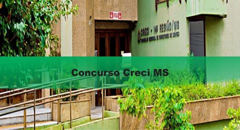 Concurso Creci MS: Inscrições encerradas