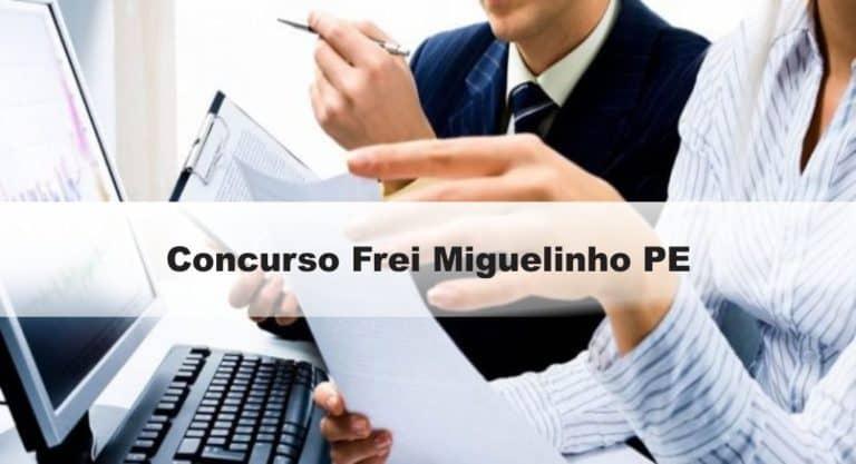 Concurso Frei Miguelinho PE