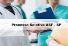 Processo Seletivo ASF - SP