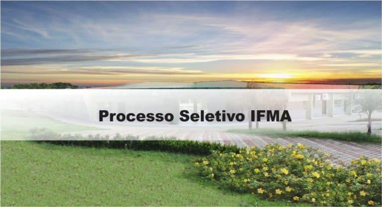 Processo Seletivo IFMA
