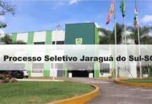 Processo Seletivo Jaraguá do Sul-SC