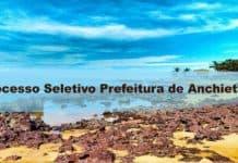 Processo Seletivo Prefeitura de Anchieta-ES