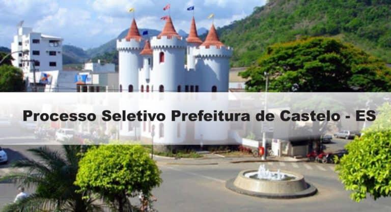 Processo Seletivo Prefeitura de Castelo-ES