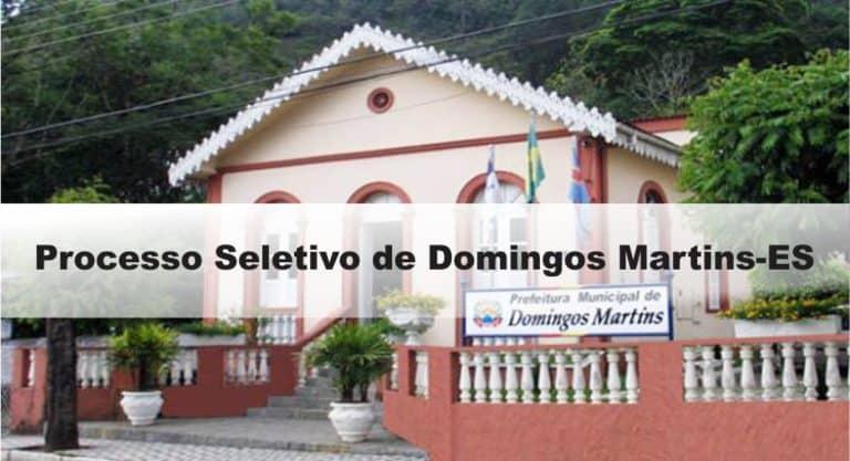 Processo Seletivo Prefeitura de Domingos Martins-ES