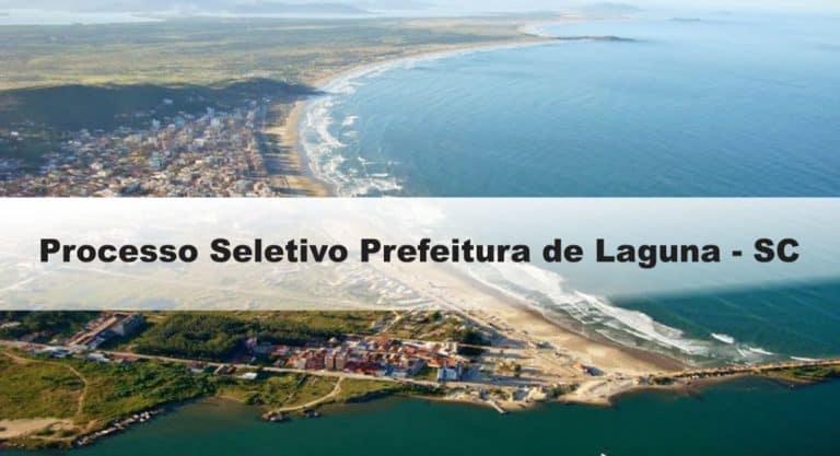 Processo Seletivo Prefeitura de Laguna – SC