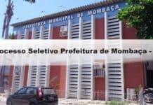 Processo Seletivo Prefeitura de Mombaça-CE