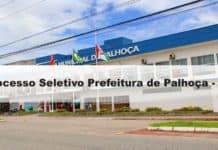 Processo Seletivo Prefeitura de Palhoça-SC