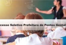 Processo Seletivo Prefeitura de Pontes Gestal – SP