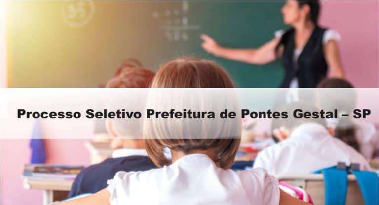 Processo Seletivo Prefeitura de Pontes Gestal – SP: Provas dia 17/01/21