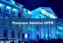 Processo Seletivo UFPR