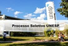 Processo Seletivo UNESP
