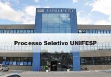 Processo Seletivo UNIFESP