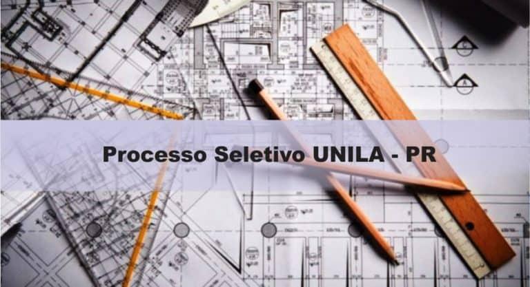 Processo Seletivo UNILA-PR: Inscrições abertas para Professor Substituto