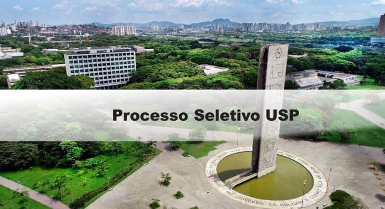 Processo Seletivo USP – Edital 46/2020