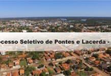 Processo Seletivo da Prefeitura de Pontes e Lacerda - MT