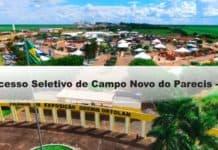 Processo Seletivo de Campo Novo do Parecis - MT