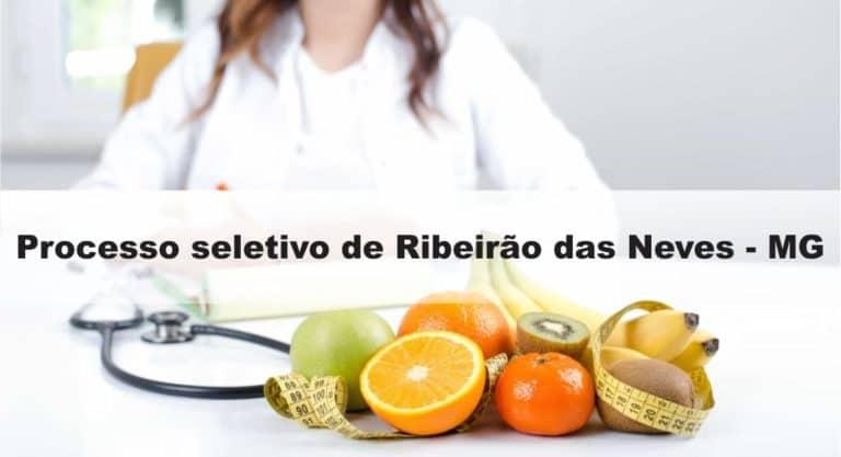 Processo seletivo Prefeitura de Ribeirão das Neves MG: Inscrições encerradas