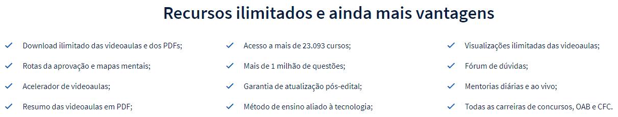 beneficios 3 assinatura ilimitada gran cursos online - → Cupom de 30% de DESCONTO no Gran Cursos Online