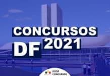 Concursos DF 2021