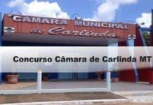 Concurso Câmara de Carlinda MT