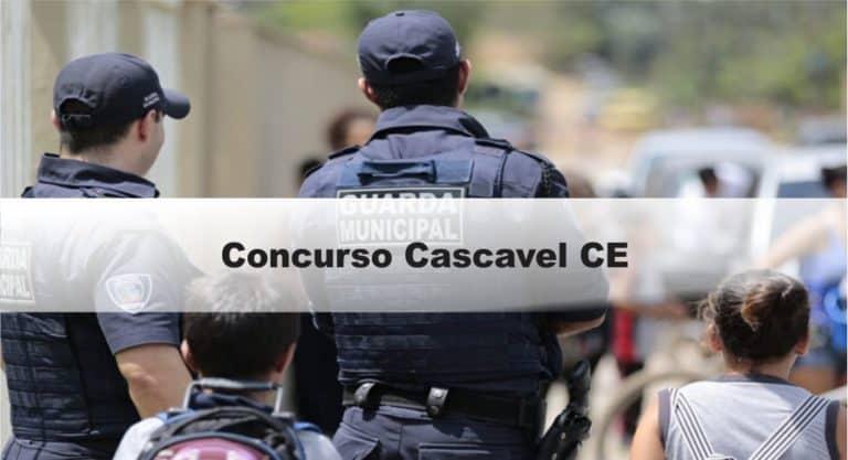 Concurso Cascavel CE: Inscrições abertas para nível médio. VEJA!