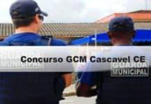 Concurso GCM Cascavel CE 4