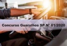 Concurso Guarulhos SP N° 01
