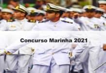 Concurso Marinha 2021