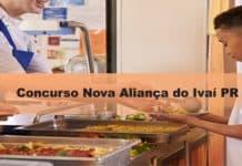 Concurso Nova Aliança do Ivaí PR