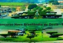 Concurso Nova Brasilândia do Oeste-RO 2020