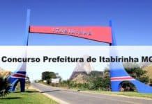 Concurso Prefeitura de Itabirinha MG
