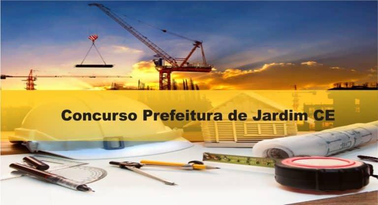 Concurso Prefeitura de Jardim CE: SAIU O EDITAL. VEJA!