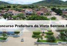 Concurso Prefeitura de Vista Serrana PB