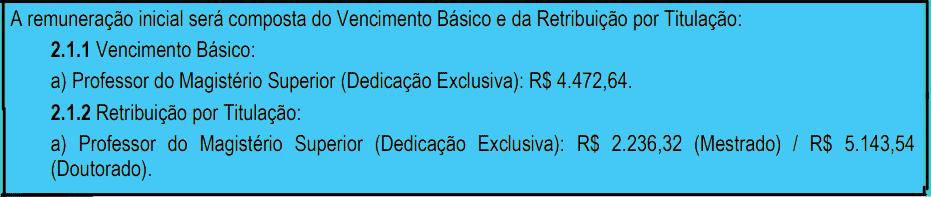 cargos 1 39 - Concurso UFT: EDITAL PUBLICADO! Até R$ 5 mil. VEJA!