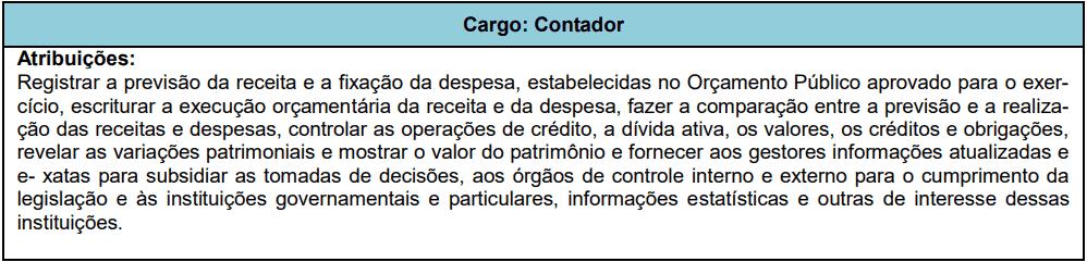 cargos 1 85 - Concurso Câmara de Cuiabá MT: Edital publicado! VEJA!