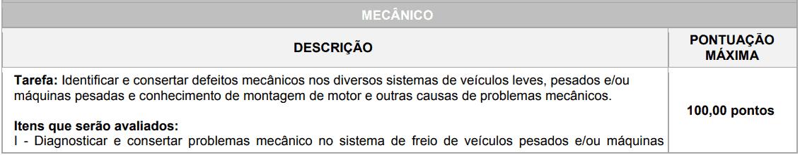 prova pratica 1 14 - Concurso Prefeitura de Brasilândia MS: Inscrições Abertas