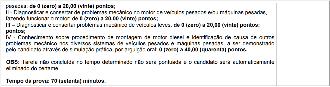 prova pratica 1 15 - Concurso Prefeitura de Brasilândia MS: Inscrições Abertas