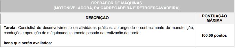 prova pratica 1 17 - Concurso Prefeitura de Brasilândia MS: Inscrições Abertas