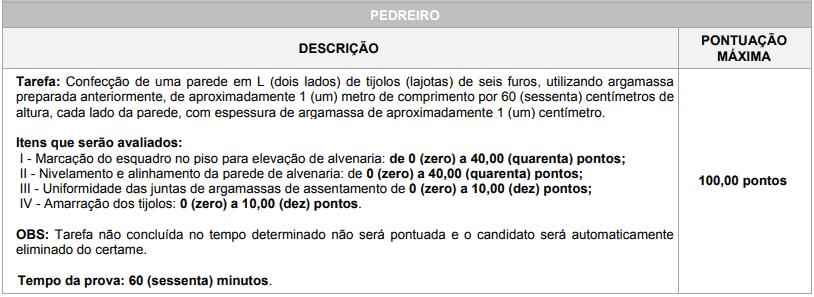 prova pratica 1 19 - Concurso Prefeitura de Brasilândia MS: Inscrições Abertas