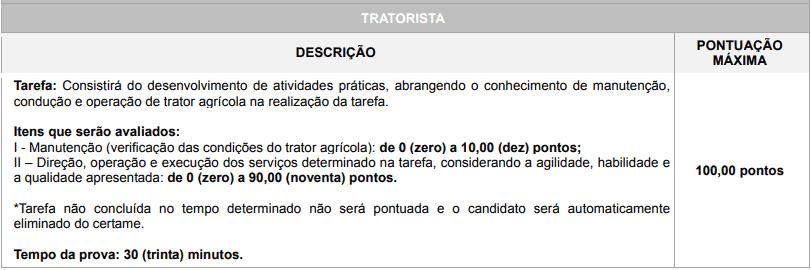 prova pratica 1 20 - Concurso Prefeitura de Brasilândia MS: Inscrições Abertas