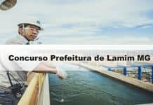 Concurso Prefeitura de Lamim MG