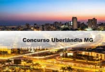 Concurso Uberlândia MG
