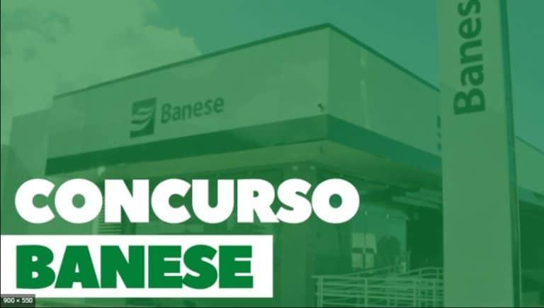 Concurso Banese: INSCRIÇÕES ABERTAS!