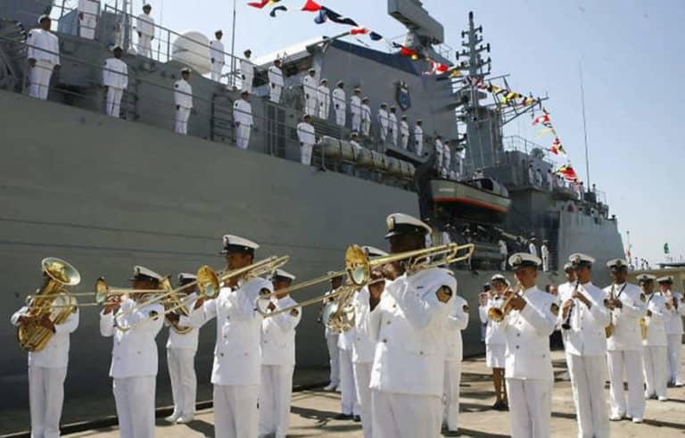 Concurso Marinha Músicos: Inscrições abertas