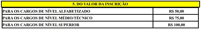 56 - Processo Seletivo Prefeitura de Cordilheira Alta SC: Inscrições encerradas