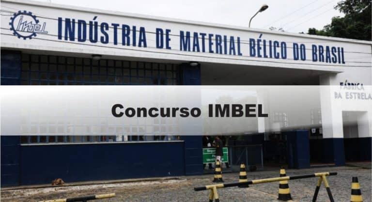 Processo seletivo IMBEL 2021: Inscrições encerradas