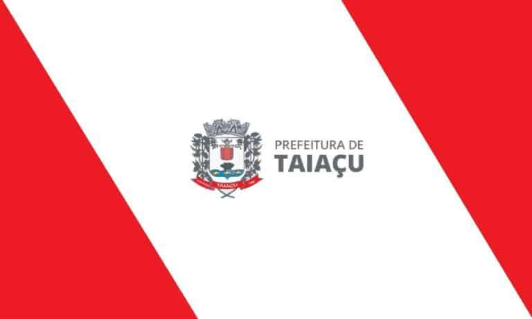 Processo seletivo Prefeitura de Taiaçu – SP: Inscrições abertas!