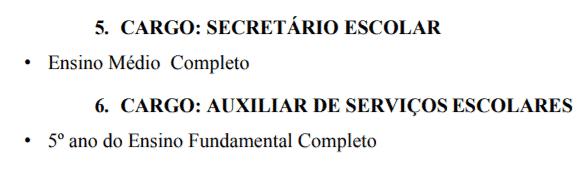 analise 4  - Prefeitura de Muriaé MG: Processo Seletivo tem inscrições encerradas!