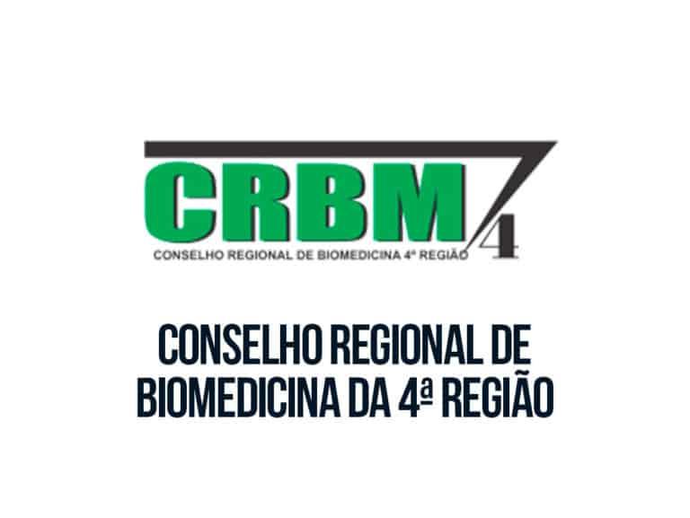 Concurso CRBM 4: Inscrições Abertas!